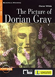 The Picture of Dorian Gray - Buch mit Audio-CD (Black Cat Reading & Training - Step 5)