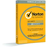 Norton Security 2016 Premium (10 appareils / 1 an) + Backup & Contrôle Parental