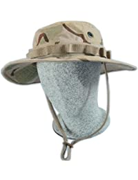 Commando Industries sombrero del ejército de EEUU, en varios colores y tamaños - XL, 3-color-desierto