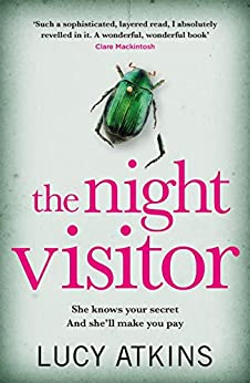 The Night Visitor: The stunning new thriller from the bestselling author by [Atkins, Lucy]