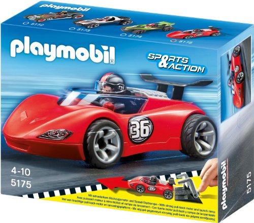 Playmobil 5175 - Sports Racer