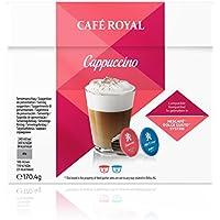 Café Royal Cappuccino Neue Generation, 48 kompatible Kapseln für Nescafé Dolce Gusto, 3er Pack (3 x 16 Kapseln)