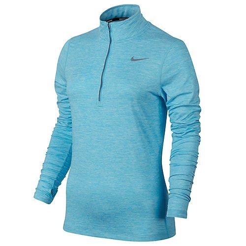 Nike Element Half Zip - Top à Manches Longues - Femme