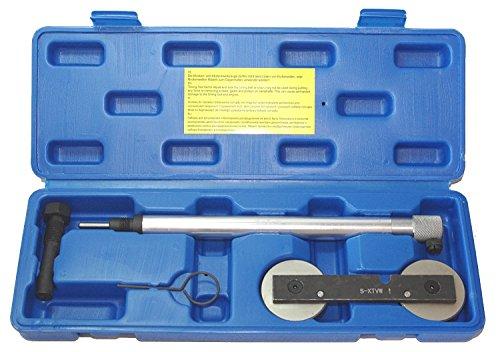Satz S-XTVW Meßuhradapter & Nockenwellenarretierung für Audi VW FSI TFSI 1,4 & 1,6 & 1,8 & 2,0 Liter