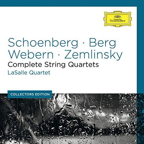 Schoenberg: String Quartet No.1 In D Minor, Op.7 - 3. Mäßig (langsame viertel) -