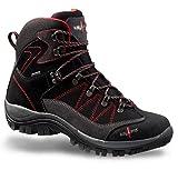 Kayland Shoes Men Hiking Ascent K GTX Bleck-Red-41