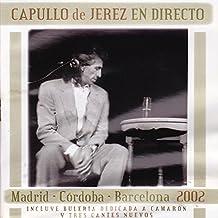 En Directo Madrid, Córdoba, Barcelona 2002