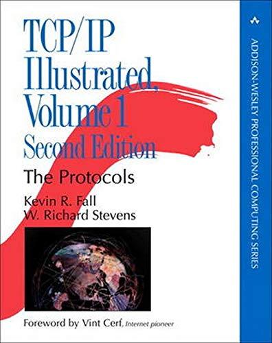 TCP/IP Illustrated Volume 1: The Protocols (Addison-Wesley Professional Computing)