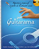 partition classique hit diffusion le petit guitarama cd guitare