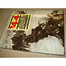 '44: In Combat on the Western Front from Normandy to the Ardennes by Charles Whiting (1984-03-06)