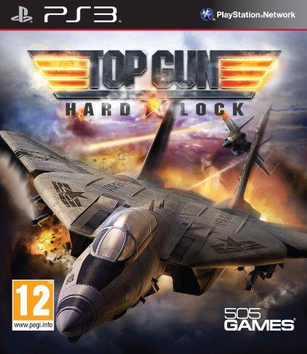 [Import Anglais]Top Gun Hard Lock Game PS3 (Ps3 Top Gun)