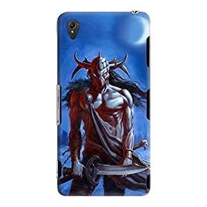 DailyObjects Demon Commander Case For Sony Xperia Z3