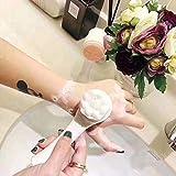 Qewmsg Doppel Seiten Cleanser Silikon Gesichtsreinigung Bürste Portable Reinigungswerkzeug