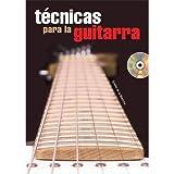 Tecnicas para la Guitarra: Noten, CD, Lehrmaterial für Klavier