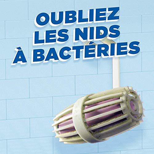 Canard WC Fresh Disc Recharges - Nettoyant Pour Toilette Fraîcheur Marine - 12 Disques Lot de 2