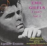 Die besten LEGACY Pop Musics - Legendary Treasures - Emil Gilels Legacy Vol. 1 Bewertungen