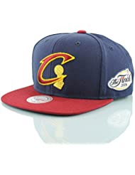 Mitchell & Ness Cleveland Cavaliers NBA/W 2tons 2016Finals Patch