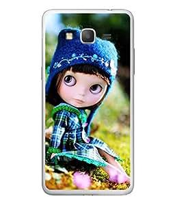PrintVisa Designer Back Case Cover for Samsung Galaxy On7 Pro :: Samsung Galaxy On 7 Pro (2015) (Garden Flowers Cap Frock Fairy Queen)