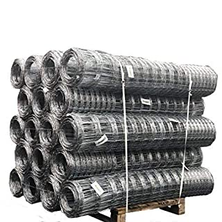 100m Animal fence Forestry fence Pasture fence Fence Hinge joint mesh 150/19/15