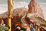 Andrea Mantegna - The Crucifixion by Andrea Mantegna Oil on