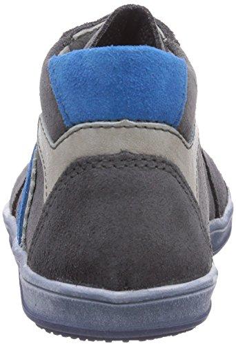 Däumling Eddie, Sneaker per neonati bambino Grigio (Grau (Turino smoked-pearl82))