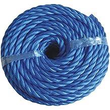 PP-SEIL 50m  x 6mm Polypropylen schwimmfähig Tauwerk Tau Kunstoffseil Seil