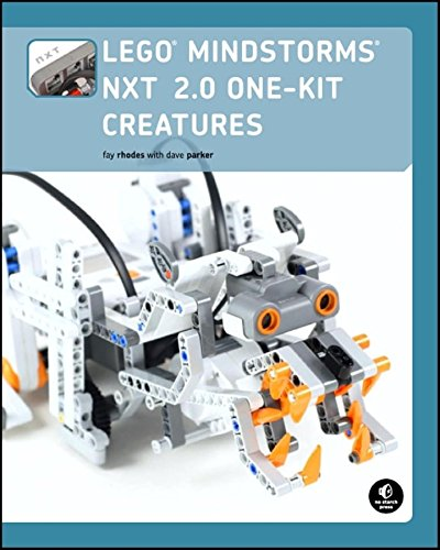 LEGO MINDSTORMS NXT 2.0 One-Kit Creatures