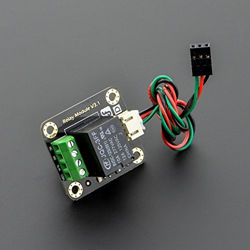 digital-relay-module-arduino-compatible-io-digital-interface-applied-to-the-control-of-electromagnet
