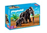Playmobil - Edad Piedra Mamut Con Bebé (5105)
