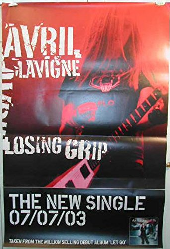 Lavigne April–102x 152cm zeigt/Poster