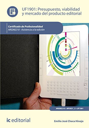 Presupuesto, viabilidad y mercado del producto editorial. ARGN0210 por Emilio José Checa Hinojo