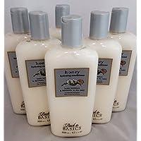 Preisvergleich für Back to Basics Honey Hydrating Conditioner 12 oz. ~ 6 Pack by Graham Webb