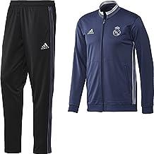 adidas Pes Suit Chándal Real Madrid Fc, Hombre, Rosa (Mornat / Balcri), S