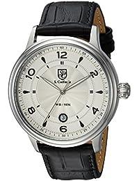 S.Coifman SC0374 - Reloj de pulsera hombre, color Negro