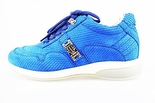 cesare-paciotti-4us-sneakers-girl-beige-blue-python-leather-ah940-32-eu-blue