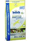 Bosch 44047 Hundefutter Sensitive Lamm und Reis 15 kg