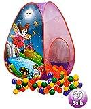Toyshine Magic Ball Pool Pop-Up Kids Pla...