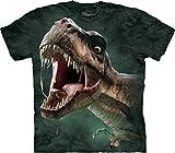 The Mountain Unisexe Enfant Dinosaure Rugissement Du T-Rex T Shirt S