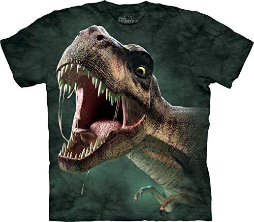 The Mountain Maglietta T-Rex Roar Dinosaurs Bambino Unisex S