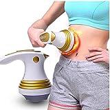 Rziioo Anti Cellulite Massager, Macchina di Grasso di Spinta Multi-Funzionale elettrica del Riduttore delle celluliti