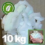 Schaumstoff flocken, Schaumstoff füllung 10 kg
