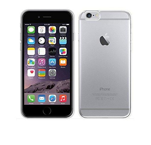 C63klar iPhone 6Hülle. Ultra Thin Transparent Soft Gel Silikon, Fisheye-pin
