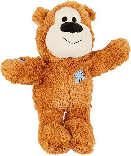 KONG - Wild Knots Bear - Mit geknoteten Seilen und weniger Füllung - Kong Hundespielzeug Knots