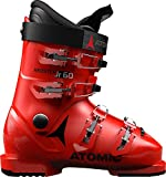 Atomic Unisex-Kinder ABO ATO Race Inl Schneestiefel, Rot (Red/Black 000), 36/37 EU