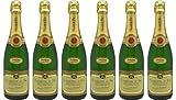 Combe Armand Clairette de die Vin Mousseux 75 cl - Lot de 6