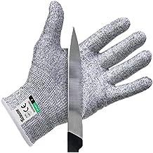 78219ee8dc40 Paire de gants anti coupures Twinzee - Protection de niveau 5 conforme à la  norme EN
