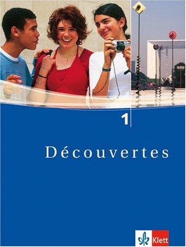 Klett Dècouvertes / Schülerbuch - Band 1