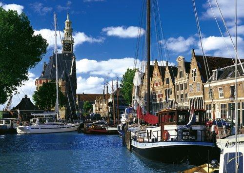 Schmidt Spiele 58102  - Hoorn, Países Bajos, 1000 Rompecabezas Pieza