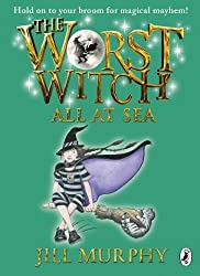 The Worst Witch All at Sea by Jill Murphy (2013-09-05)