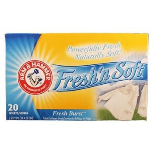 arm-hammer-fresh-n-soft-fabric-softener-sheets-clean-burst-20-count-by-unknown
